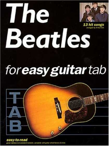 Beatles Books - The Beatles for Easy Guitar Tab