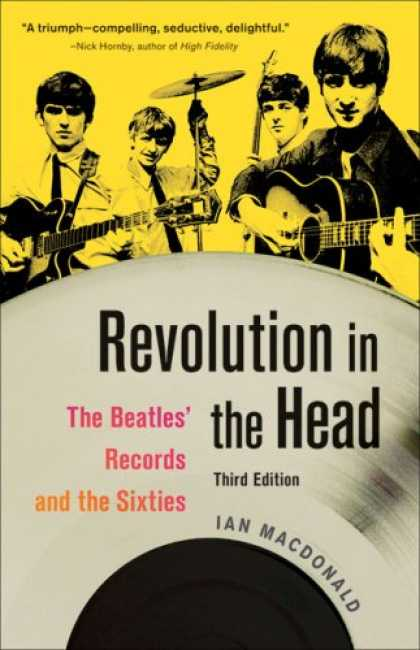Beatles Books - Revolution in the Head: The Beatles' Records and the Sixties