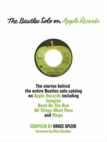 Beatles Books - The Beatles Solo on Apple Records