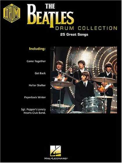 Beatles Books - The Beatles Drum Collection