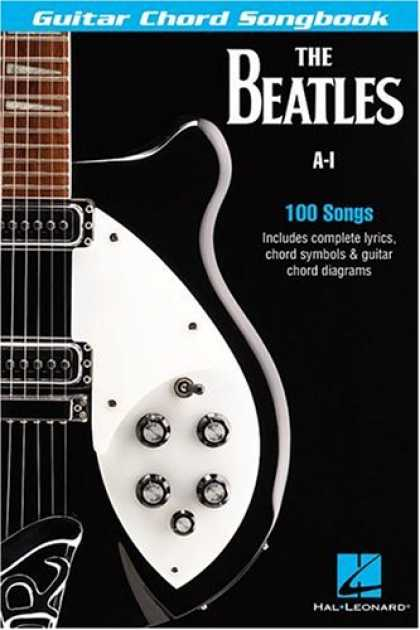 Beatles Books - The Beatles Guitar Chord Songbook: A-I