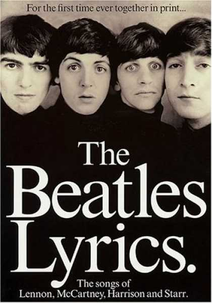 Book Cover Black Beatles ~ Beatles book covers