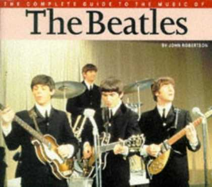 Beatles Books - Beatles (Complete Guide to the Music Of...)