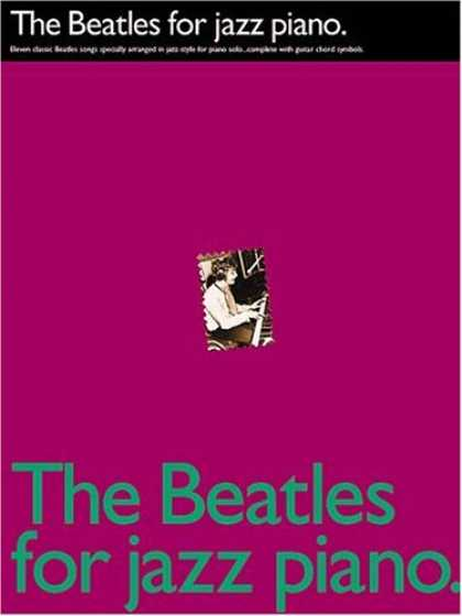 Beatles Books - The Beatles For Jazz Piano