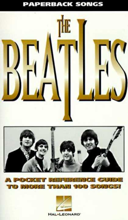 Beatles Books - The Beatles: A Paperback Series Songbook