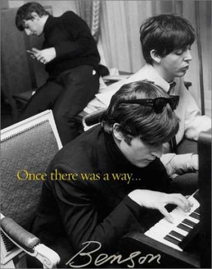 Beatles Books - Once there was a way...Photographs of the Beatles