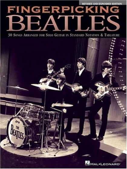 Beatles Books - Fingerpicking Beatles and Expanded Edition: 30 Songs Arranged for Solo Guitar i