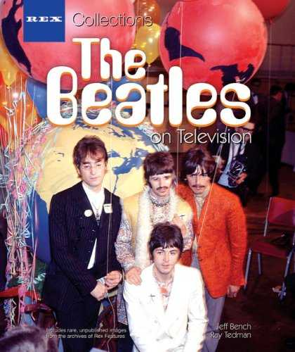 Beatles Books - The Beatles on Television (Rex Collections)