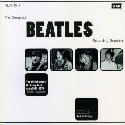 Beatles Books - The Complete Beatles Recording Sessions: The Official Story of the Abbey Road Ye