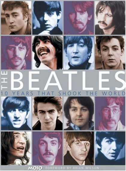 Beatles Books - The Beatles: 10 Years That Shook the World