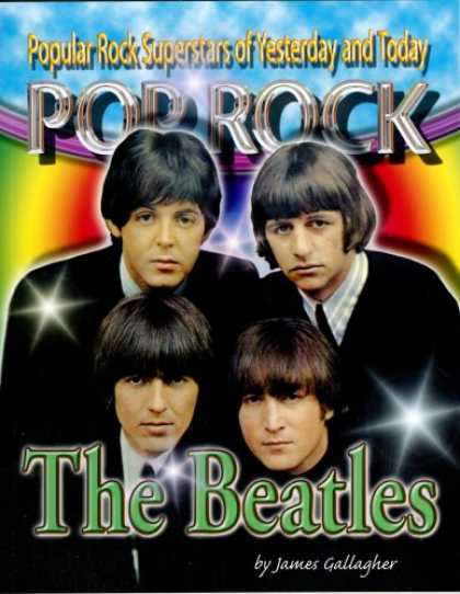 Beatles Books - The Beatles (Popular Rock Superstars of Yesterday and Today)