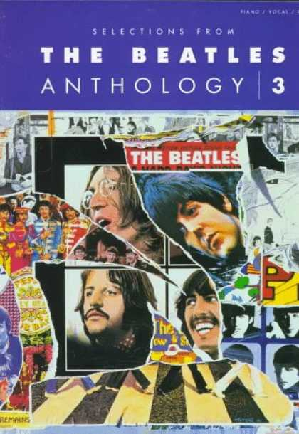 Beatles Books - Selections from The Beatles Anthology, Volume 3
