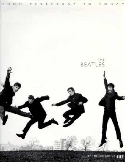 Beatles Books - The Beatles: From Yesterday to Today (Life Magazine)