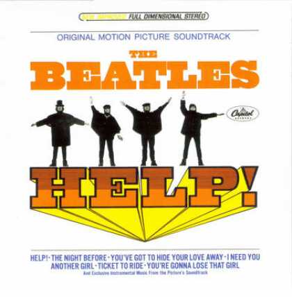 Beatles - The Beatles Capitol Albums Help