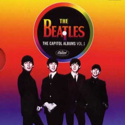 Beatles - The Beatles - The Capitol Years Vol.1 Box Set