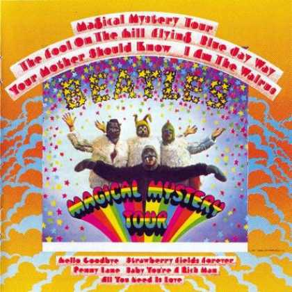 Beatles - The Beatles Magical Mystery Tour