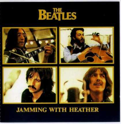 Beatles - The Beatles - Jamming With Heather