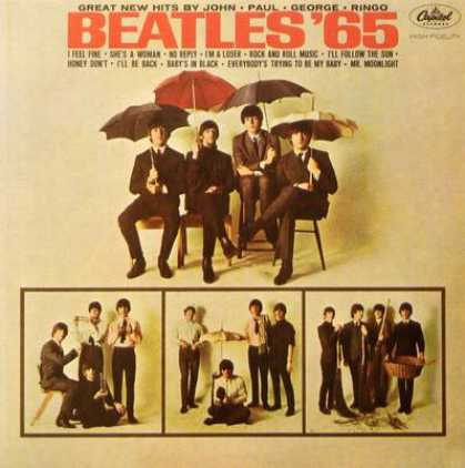 Beatles - The Beatles - The Beatles '65 Capitol Years Cd 4