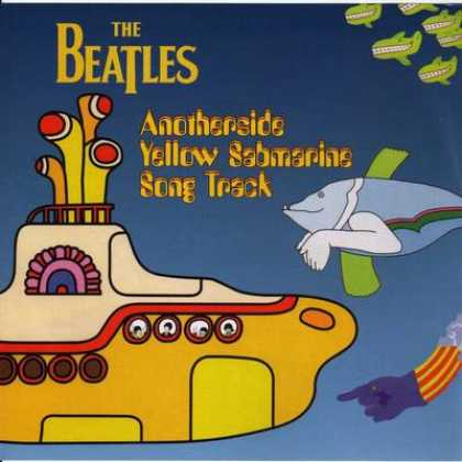 Beatles - The Beatles - Anotherside Yellow Submarine Son...