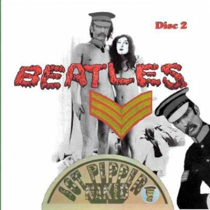 Beatles - Beatles - Sgt. Pepper Naked Disc 2