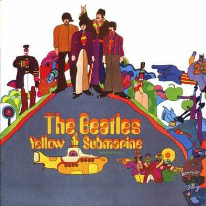 Beatles - The Beatles Yellow Submarine