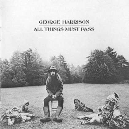 Beatles - George Harrison All Things Must Pass