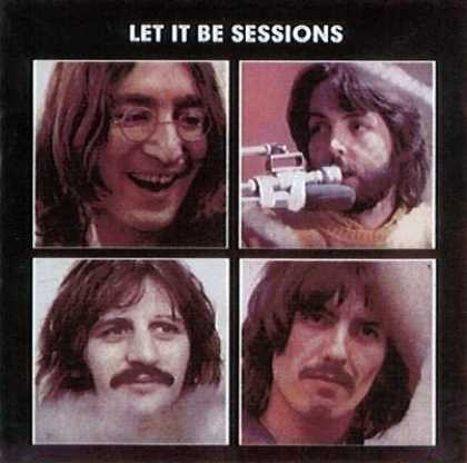 Beatles - The Beatles - Let It Be Sessions