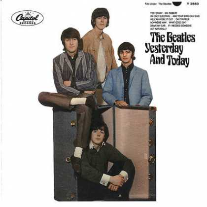 Beatles - Beatles - Yesterday ...and Today