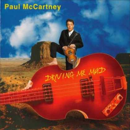 Beatles - Paul McCartney - Driving Me Mad