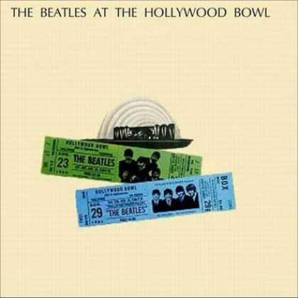 Beatles - The Beatles - Live At The Hollywood Bowl