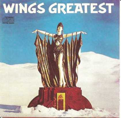 Beatles - Paul McCartney & Wings - Wings Greatest