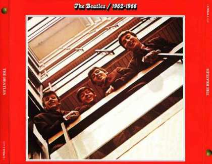 Beatles - The Beatles 1962 - 1966