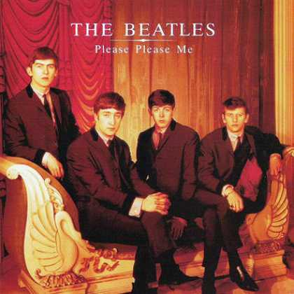 Beatles - Beatles - Please Please Me (uk Single)