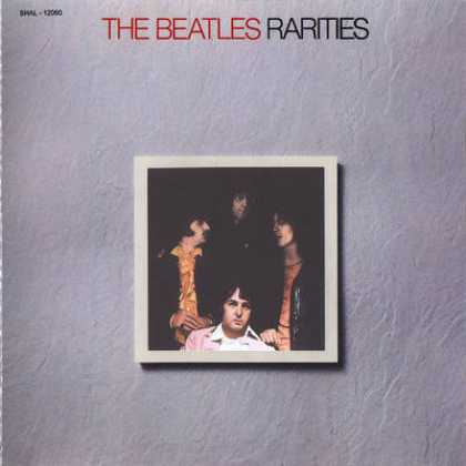 Beatles - Beatles - Rarities (us)