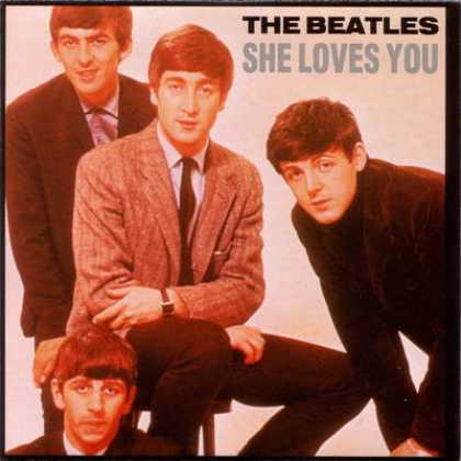 Beatles - The Beatles - She Loves You