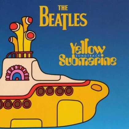 Beatles - The Beatles Yellow Submarine Songtrack