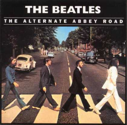 Beatles - The Beatles - The Alternate Abbey Road