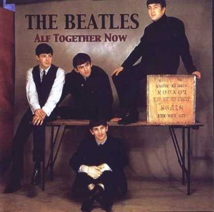 Beatles - The Beatles - Alf Together Now