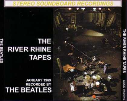 Beatles - Beatles - The River Rhine Tapes