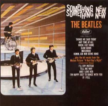 Beatles - The Beatles - Something New Capitol Years Cd3