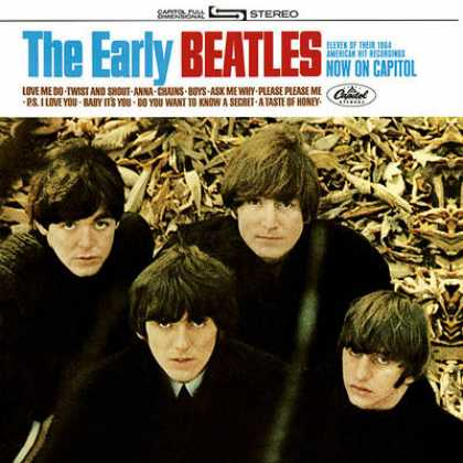 Beatles - The Beatles - The Early Beatles Vol. 2