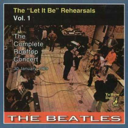 Beatles - The Beatles The Let It Be Rehearsals