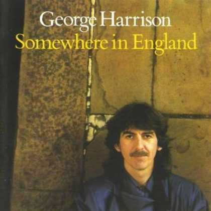 Beatles - George Harrison - Somewhere In England