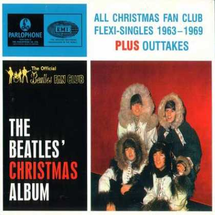 Beatles - The Beatles The Christmas Album