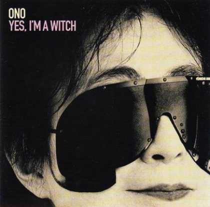 Beatles - Yoko Ono - Yes- Im A Witch