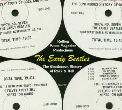 Beatles - The Beatles - The Early Beatles