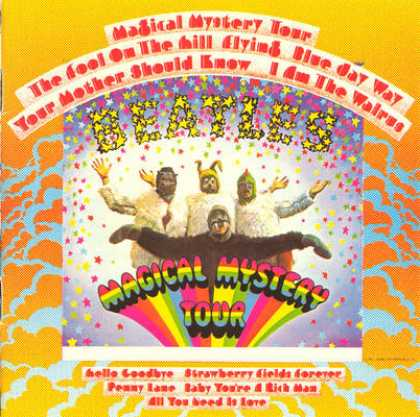 Beatles - Beatles - Magical Mystery Tour
