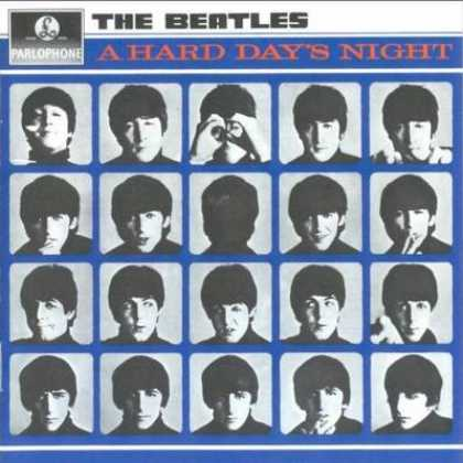 Beatles - The Beatles A Hard Days Night