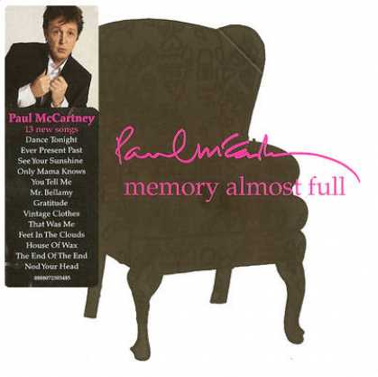 Beatles - Paul McCartney - Memory Almost Full (2007)