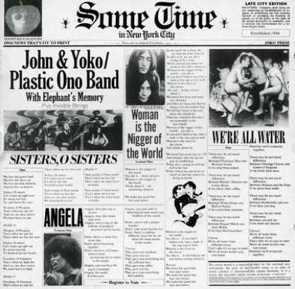 Beatles - John Lennon & Yoko Ono - Plastic Ono Band - So...